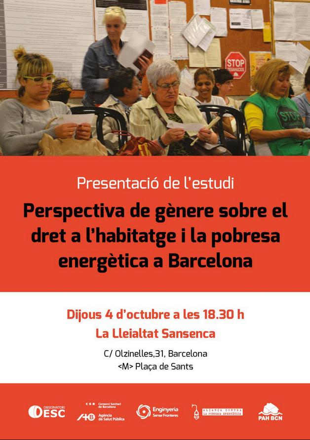 Presentacio-informe-genere-pobresa-energetica