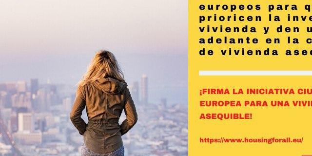 ILP Europea Vivienda para Todas